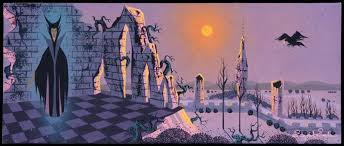 eyvind earle christmas cards awakening beauty the of eyvind earle the book and exhibit