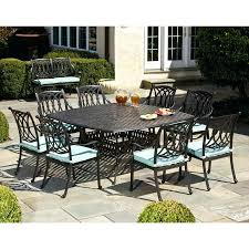 outdoor patio table seats 10 dining sets for 8 patio dining sets 8 seats 4wfilm org