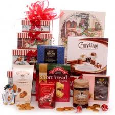 christmas gifts towers christmas luxury hampers