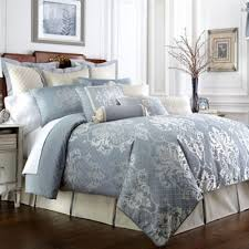 King Size Comforter Sets Bed Bath And Beyond Waterford Linens Newbridge Reversible Comforter Set