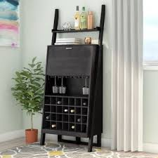 bar hutch cabinet wayfair