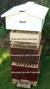 How To Build Top Bar Hive 70 Best Bees Images On Pinterest Bee Keeping Honey Bees And Beehive