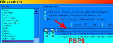 install plugins psp