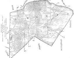 Hancock Ny Map Index To Districts Delaware County Ny Genealogy And