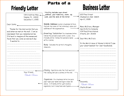 Business Letter Template Download by Proper Friendly Letter Format Sample Best Cover Letter For Resume