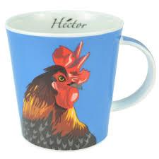 Animal Mug Buy Aga Animal Mug Hector The Cockerel Aga Cook Shop