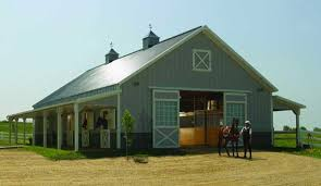 Cool Pole Barns Important Factors Of Horse Barn Designs Indoor And Outdoor