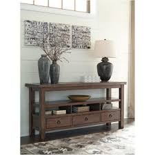 Living Room Console Table T911 4 Ashley Furniture Campfield Living Room Console Table