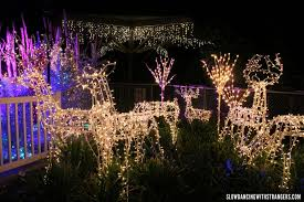 christmas lights los angeles what holiday lights look like to nasa climate central