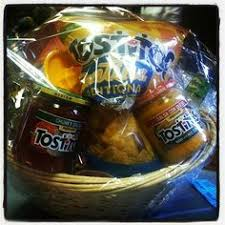 Baby Shower Door Prize Gift Ideas Smart Idea Spices Up A Simple Basket Could Be Used As A