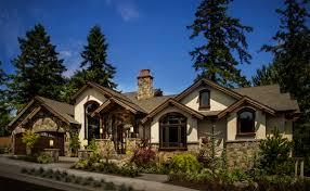 Front Sloping Lot House Plans Davinci Mark Stewart Home Design