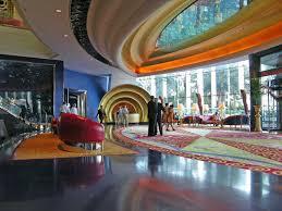 burj al arab inside the top 5 hotel lobbies in dubai