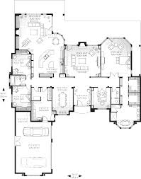 spanish style house plan villa real 11 067 1st floor ripping plans