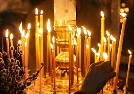 vigil lights catholic church the use of candles in the orthodox church mystagogy resource center