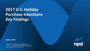 2017 holiday insights