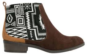 s shoes boots uk desigual navajo boho boots and booties bran s shoes