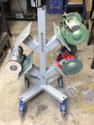 clever idea for storing bench grinders u2026 pinteres u2026