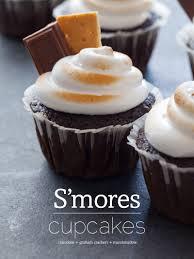 s u0027mores cupcakes recipe spoon fork bacon