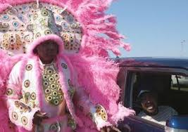 big mardi gras big chief tom sparks one of the oldest known mardi gras indians