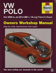 vw polo 09 14 haynes repair manual haynes service and repair