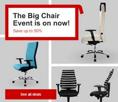 Staples Big Chair Event Special Offers Deals Promotions Staples