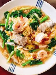 rat cuisine ราดหน าเส นสปาเก ตต ไข เจ ยว kaijeaw de cuisine trang