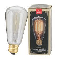 Ampoule Deco Filament Ampoule Incandescente Vintage S60 60 W Ampoules Incandescentes