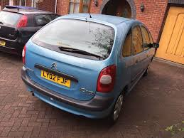 citroen xsara picasso 1 8i petrol manual 2002 in coventry west