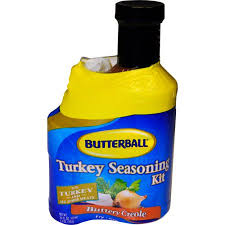 butterball seasoning butterball turkey seasoning kit walmart