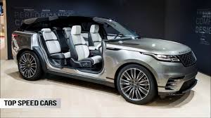 2018 range rover velar most refined suv first look youtube