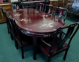 Rosewood Dining Room Set Rosewood Dining Table For The Whole House