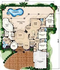 mediteranean house plans enjoyable design 13 mediterranean house plans and photos plan