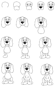 how to draw dogs drawing tutorials u0026 drawing u0026 how to draw dogs