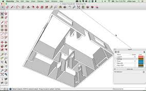 Sketchup Floor Plans Sketchup Tutorial Create A 3d Model Of A House