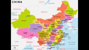Macau China Map by The Provinces Muncipilities Autonomous Regions Special