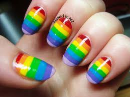 yellow and pink nail designs nails art ideas