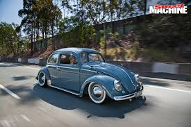 stanced muscle cars vw bug life slammed beetles street machine