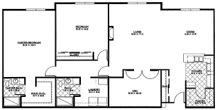 Floor Plan Of An Apartment 4 Sample Floor Plan Awards Templates
