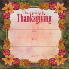 thanksgiving invitation templates free purplemoon co