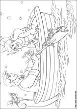 little mermaid coloring pages printable the little mermaid coloring pages on coloring book info