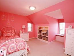 traditional kids bedroom with carpet u0026 built in bookshelf in