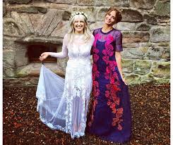Matthew Williamson Wedding Dresses Millie Mackintosh Works X2 Dreamy Wedding Guest Dresses Look