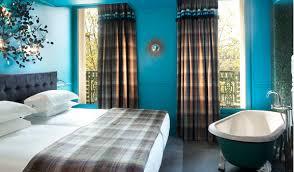 chambre d hotel originale 3 salles de bains d hôtel ouvertes sur la chambre
