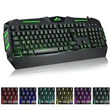 light up wireless keyboard lighted keyboard ebay