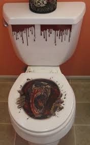 halloween black light ideas bathroom spectacular halloween bathroom decoration ideas kropyok
