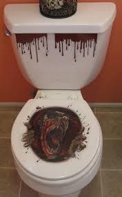 zombie halloween decorations bathroom spectacular halloween bathroom decoration ideas kropyok