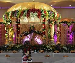 decoration for indian wedding indian wedding flower stage decorations ideas klubicko org