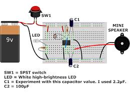 light2sound ldr synth make