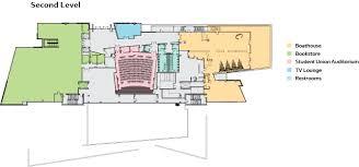 Boathouse Floor Plans Unf Student Union Student Union West Map