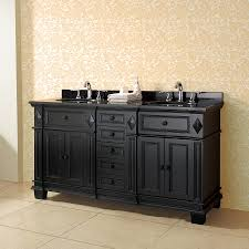 Antique Black Bathroom Vanity by Bathroom Vanities Lowes Designed Artistically And Elegantly Hupehome